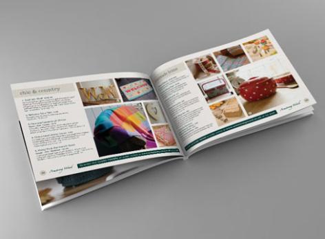 چاپ و طراحی کاتالوگ